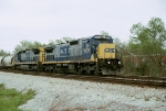 CSXT 7635 and CSXT 7613